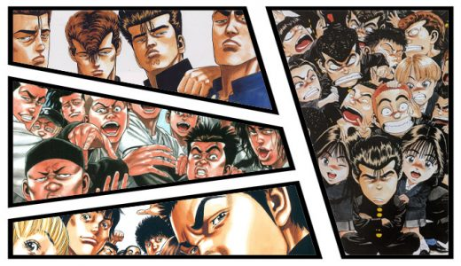 唇の表現が上手い漫画家!森田まさのりのおすすめ作品ランキング!