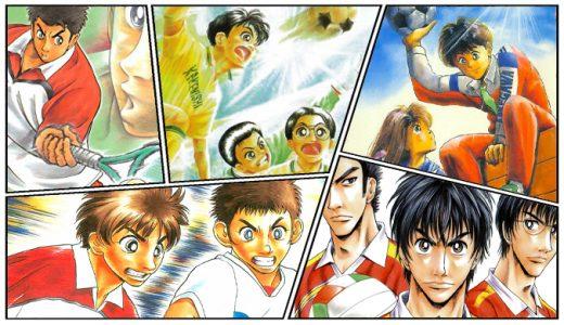 熱いスポーツ漫画を描く女性漫画家!大島司のおすすめ作品ランキング!